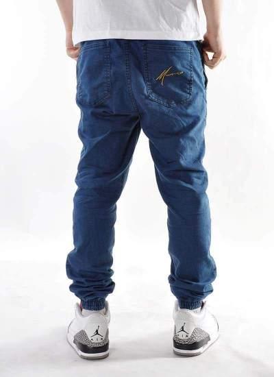 Moro Sport  Gym Paris Jogger Jeans Lt