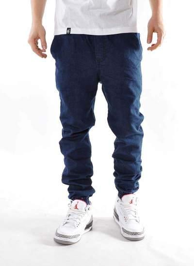 Moro Sport  Gym Paris Jogger Jeans Mid