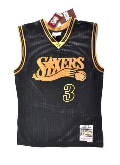 Mitchell & Ness  Swingman Jersey 76ers CNY