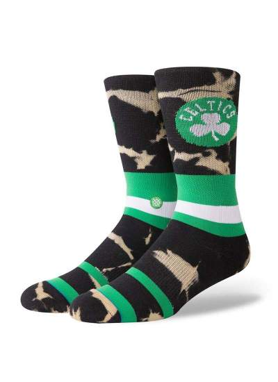 Stance  Celtics Acid Wash Socks
