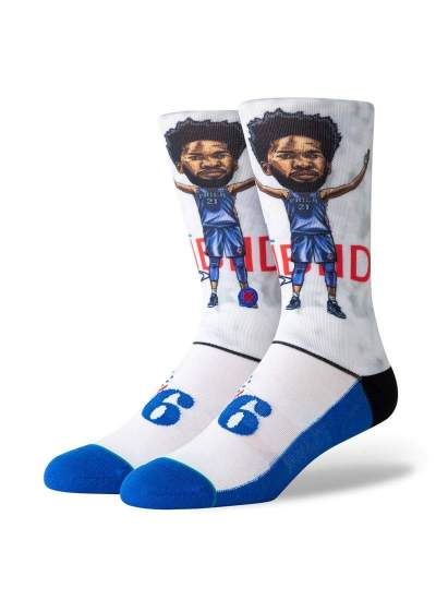 Stance  Embiid Big Head Socks