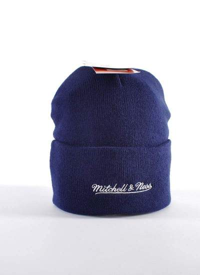 Mitchell & Ness  Team Logo Knit Georgetown