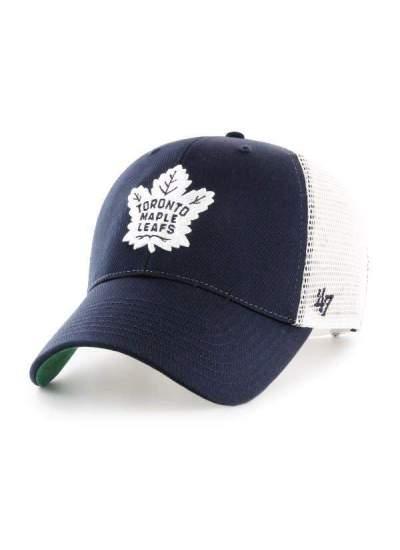 47 Brand  Branson Trucker Maple Leafs