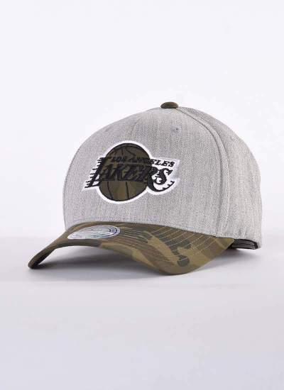 Mitchell & Ness  Heather Camo Lakers