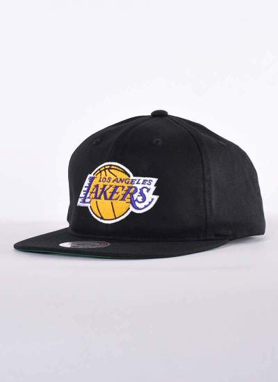 Mitchell & Ness  Deadstock Snapback Lakers