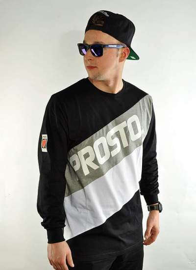 Prosto Klasyk  Calf Cant LS Black