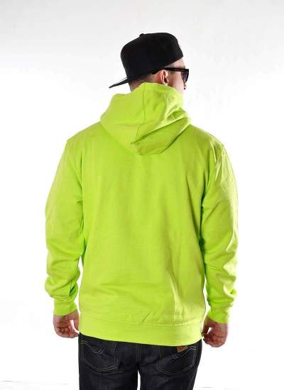 Mass Denim  Base Hoody neon