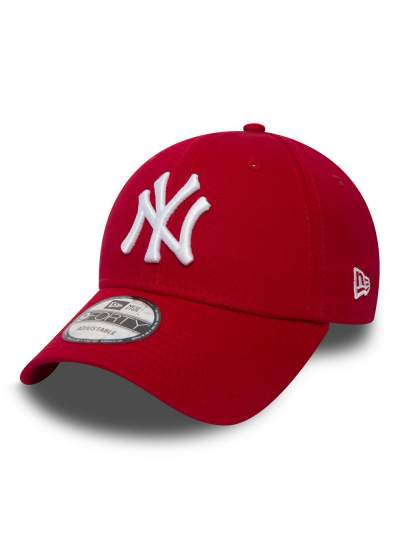 New Era  NY 9Forty Red