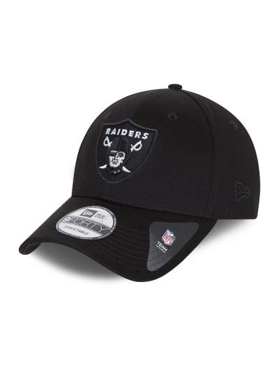 New Era  9Forty Black Base Raiders