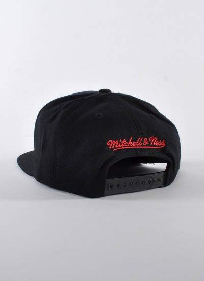 Mitchell & Ness  Wool Solid Heat
