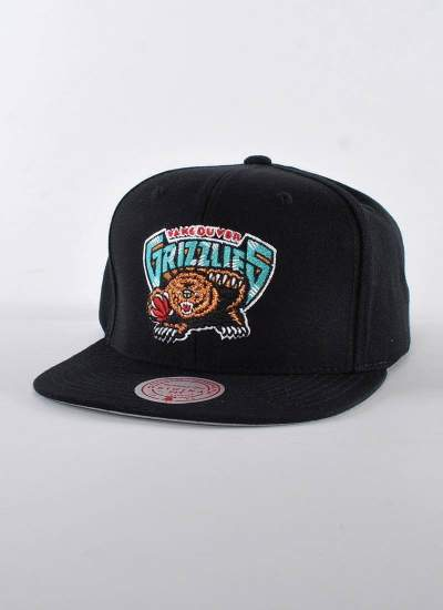 Mitchell & Ness  Wool Solid Grizzlies