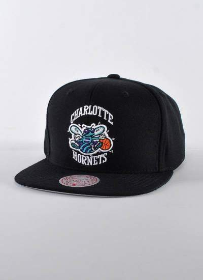 Mitchell & Ness  Wool Solid Hornets