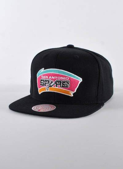 Mitchell & Ness  Wool Solid Spurs