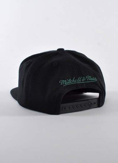 Mitchell & Ness  Wool Solid Bucks