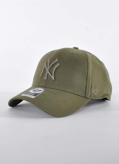 47 Brand  MVP MLB NY Yankees khaki