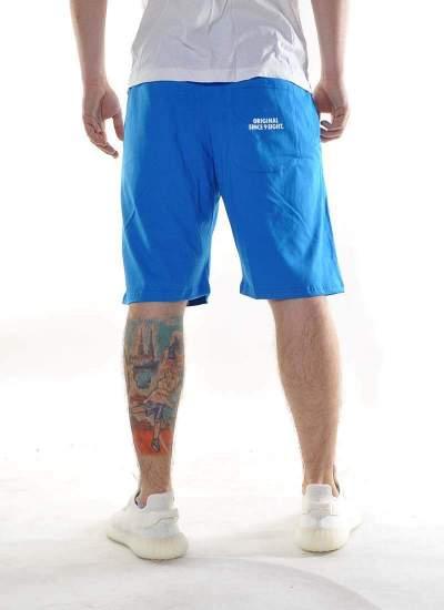 Mass Denim  Base Shorts niebieskie