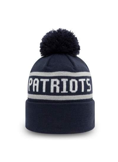 New Era  NFL Jake Knit Patriots