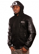 Ecko  Skool Base Jacket Blk