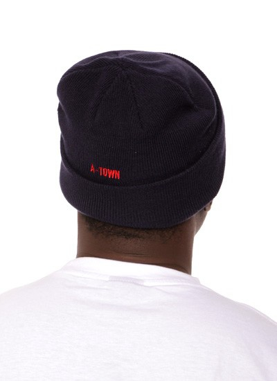 Cayler & Sons  A-Town Beanie Nvy