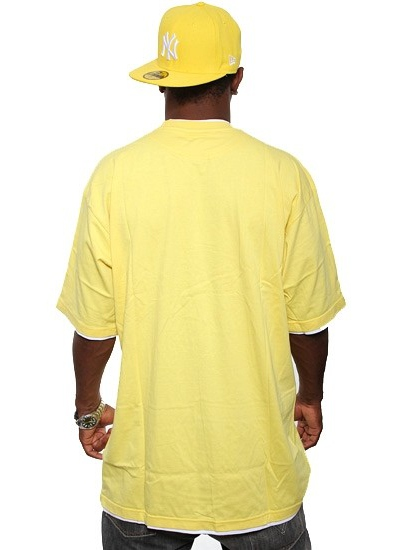 Hoodboyz  Contrast Yellow Wht