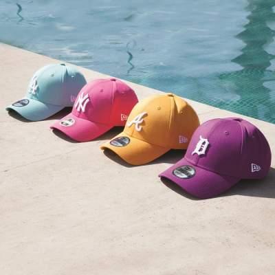 Damskie czapki New Era - sklep dopespot