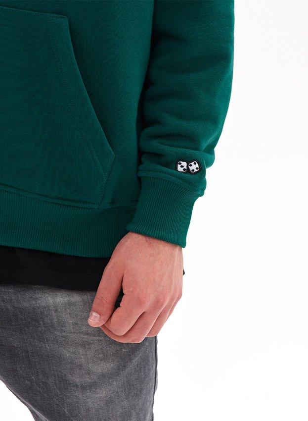 bluza lucky dice classic logo hoodie