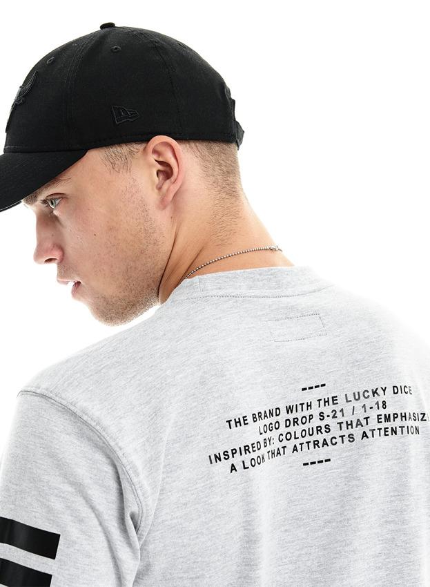 koszulka lucky dice logo longsleeve