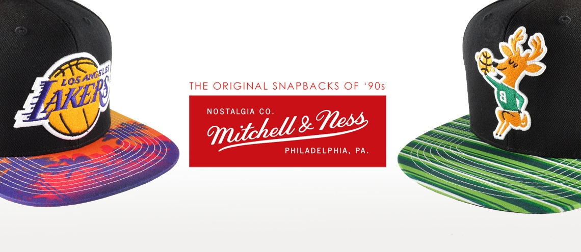 NBA od Mitchell & Ness